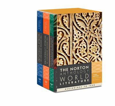 The Norton Anthology of World Literature-9780393933659-3-Puchner, Martin & Akbari, Suzanne Conklin & Wiebke Denecke & Dharwadker, Vinay & Fuchs, Barbara & Levine, Caroline & Lewis, Pericles & Wilson, Emily Herring-W. W. Norton & Company, Incorporated
